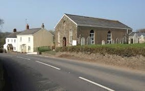 Photograph #2 - Allerbridge Chapel, Coldridge, EX17 6BD
